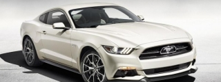 Final Mustang 50 Years Edition Raises $170K for Charity