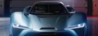 An In-Depth Look at NIO EP9 Electric Supercar