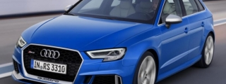 New Audi RS3 Sportback Gears Up for Late 2017 Launch