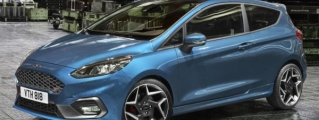 New Ford Fiesta ST Bumped to 200 PS