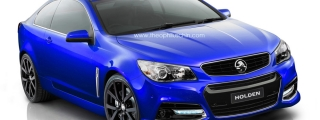 Rendering: New Holden Monaro