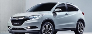 New Honda HR-V Introduced