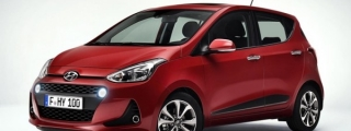 New Hyundai i10 Launches in the UK