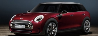 New MINI Clubman Set for Geneva Debut