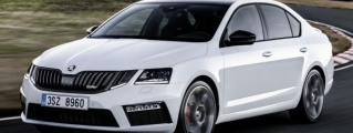 New Skoda Octavia vRS Revealed with 230 hp