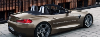 Next-Gen BMW Z4 Speculatively Rendered