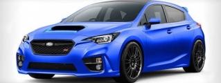 Rendering: Next-Gen Subaru WRX STI