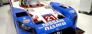 Nissan GT-R LM Nismo Gets Retro Livery