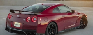 2017 Nissan GT-R Track Edition Set for U.S. Debut