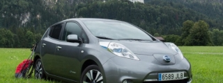 Nissan LEAF Goes On a Grand Tour of Europe