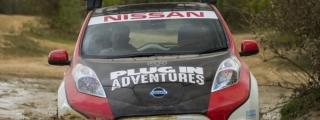 Nissan LEAF Rally Car (AT-EV)