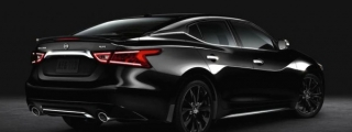 Official: 2016 Nissan Maxima SR Midnight