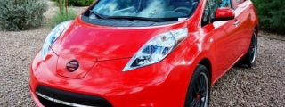 Nissan Sparky Is the Lovechild of a LEAF and a Frontier!