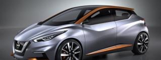 Geneva 2015: Nissan Sway Concept