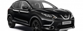 Official: Nissan Qashqai Black Edition