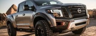 2016 NAIAS: Nissan TITAN Warrior Concept