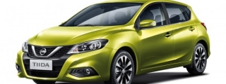 New Nissan Tiida Unveiled in China