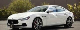 Novitec Maserati Ghibli by SR Auto Group