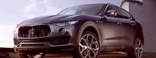 Official: Novitec Maserati Levante