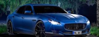 Novitec Maserati Quattroporte Unveiled
