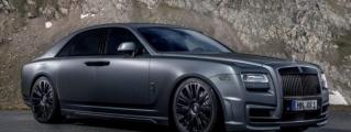 SPOFEC Rolls-Royce Ghost by Novitec Group