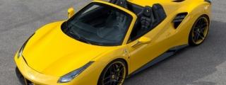 Official: Novitec Rosso Ferrari 488 Spider