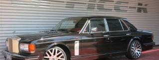 Custom Rolls-Royce Silver Spirit II by Office-K