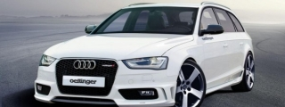 Oettinger Audi A4 Sport Styling Kit Revealed