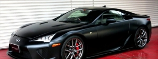 Custom Lexus LFA by Office-K