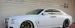 Office-K Rolls-Royce Ghost V-Spec