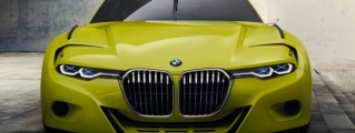 Official: BMW 3.0 CSL Hommage