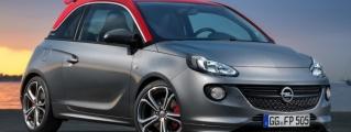 Production Opel Adam S Unveiled Ahead of Paris Debut