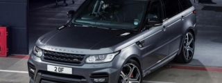 Overfinch Range Rover Sport on Sale for £164K