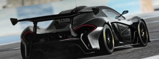 McLaren P1 GTR Revealed Further: Interior & Driver Program