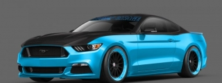 Petty's Garage Mustang GT Heads into Production