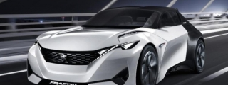 Peugeot Fractal Concept Unveiled Ahead of IAA