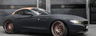 BMW Z4 Punk Z by Carlex Design