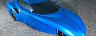 Panoz DeltaWing GT Previewed at Road Atlanta