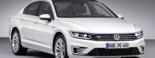 Volkswagen Passat GTE Hybrid: Paris Preview