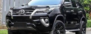 Permaisuri Toyota Fortuner Looks Mighty