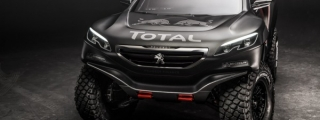 Peugeot 2008 DKR Revealed for 2015 Rally Dakar