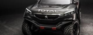 Peugeot 2008 DKR Specs Revealed