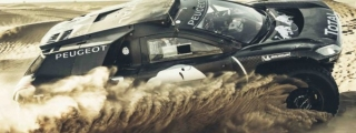 Official: Peugeot 2008 DKR16
