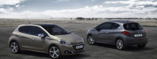 New Peugeot 208 Gets Textured Paint Option