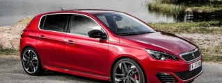 Peugeot 308 GTi Revealed with 270 PS
