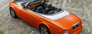 Rolls-Royce Phantom Drophead Beverly Hills Edition