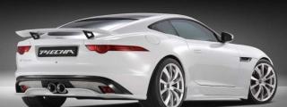 Piecha Design Jaguar F-Type Coupe Unveiled