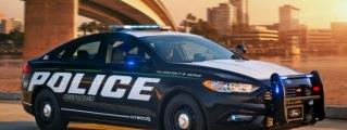 Ford Reveals New Hybrid Police Car