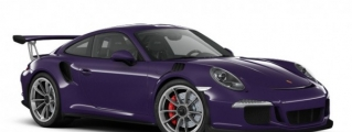 Porsche 991 GT3 RS Configurator Goes Online