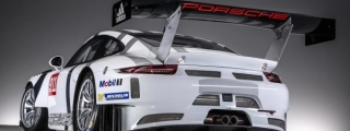 Porsche 991 GT3 R Race Car Unveiled